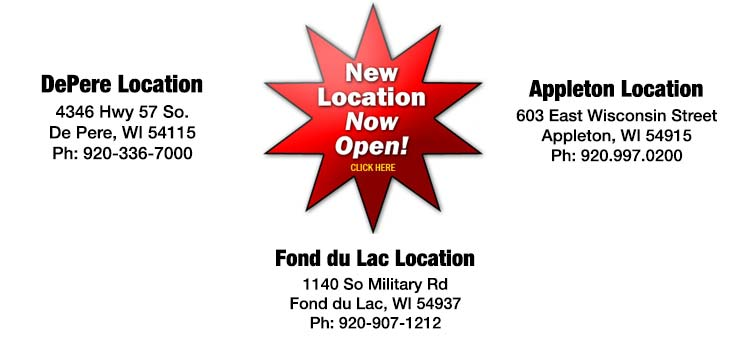 New Location in Appleton for Badger Trailer and Power