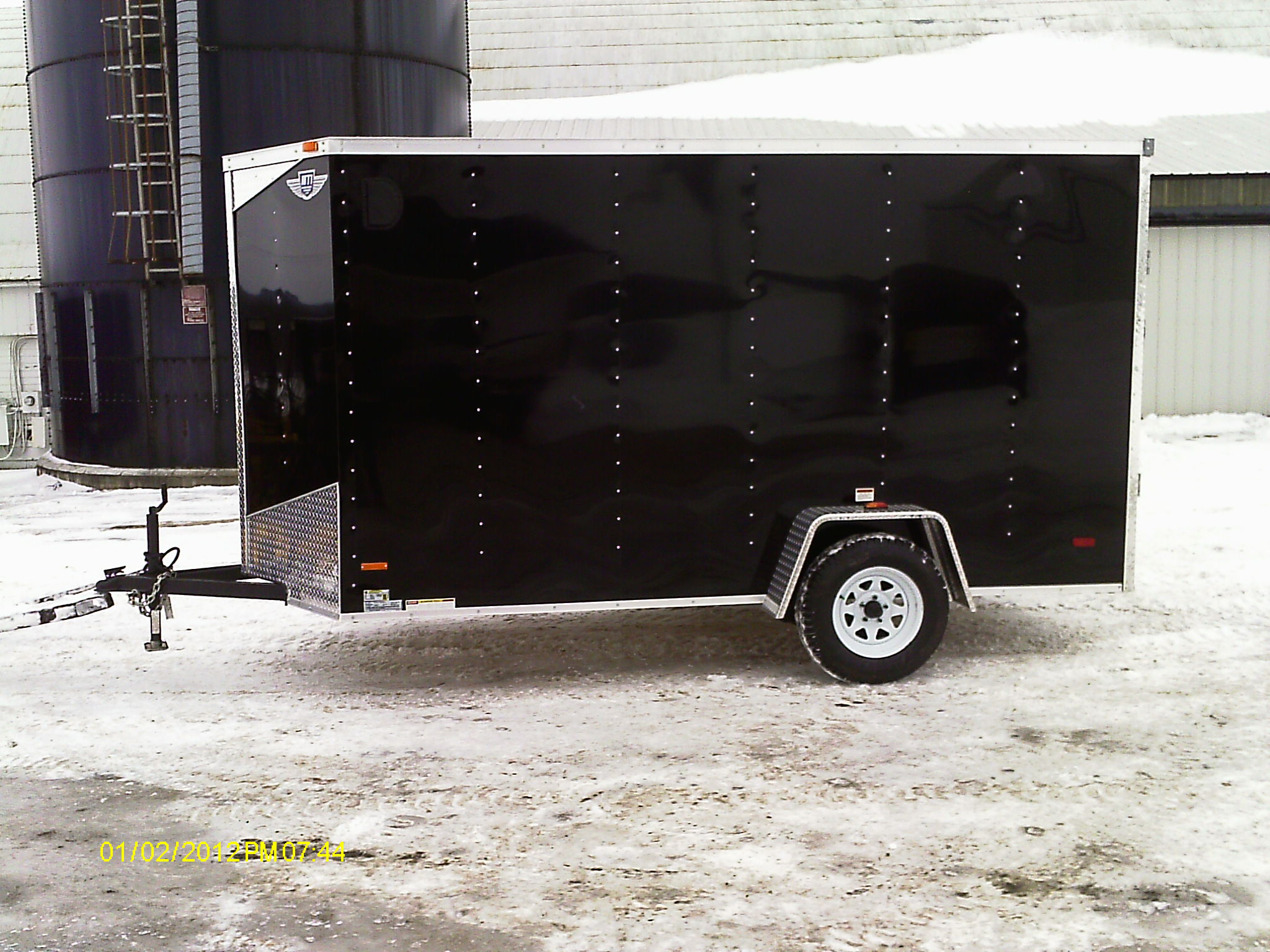 Badger Trailer and Power: Cargo Trailers