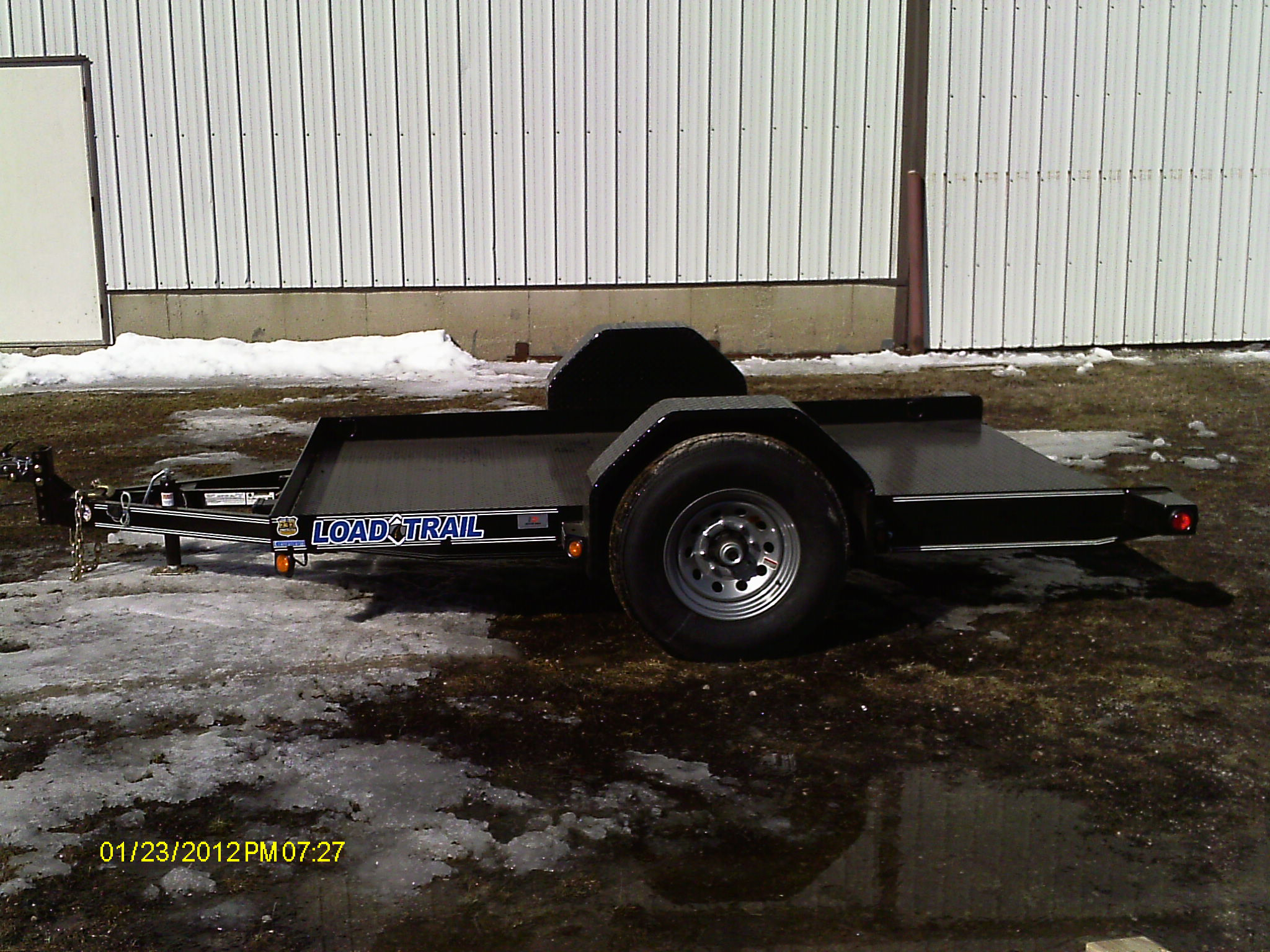 Badger Trailer and Power: Equipment - Car Hauler