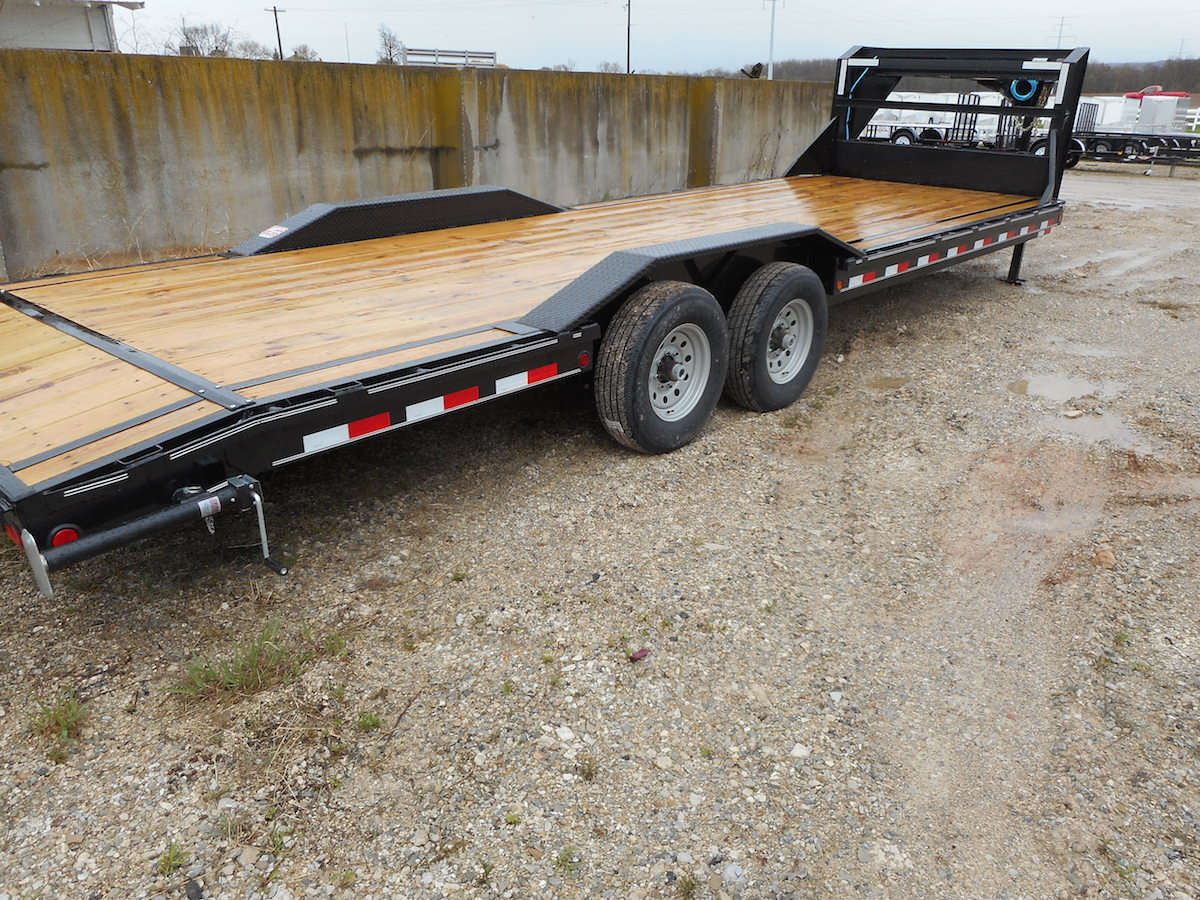 Badger Trailer And Power Goosneck Trailers