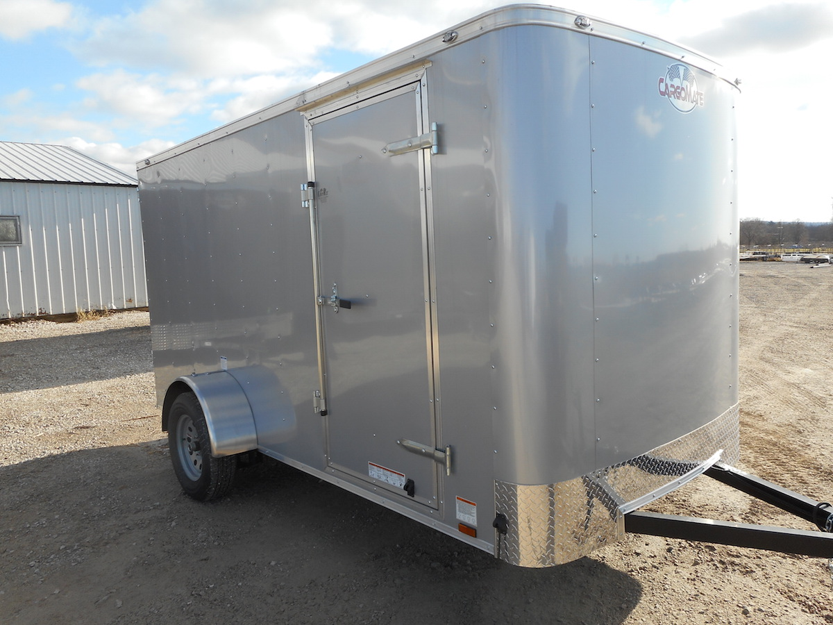 Badger Trailer And Power Cargo Trailers